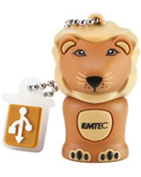 Flash Drive M325 Lion 4GB - EMTEC
