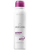 Activelle Extreme Protection Anti-perspirant 48h Deodorant Spray - Oriflame