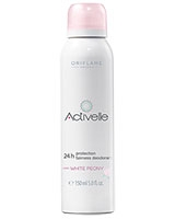 Activelle Pure White AP Spray - Oriflame
