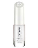 The ONE White Tip Nail Polish - Oriflame