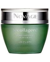 NovAge Ecollagen Wrinkle Smoothing Night Cream - Oriflame
