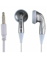 Ear-Bud headphones for Travelers GHP-02S - Genius