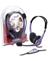 Headset with Noise-Canceling Microphone HS-04S - Genius