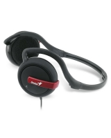 Digital PC Gaming Rear Band Headset HS-300U - Genius