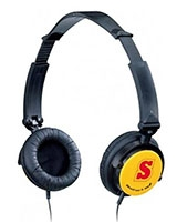 Portable Stereo Headphone GHP-410F - Genius