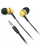 Noise Isolation Earphone GHP-200A - Genius