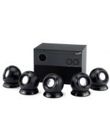26-Watt 6-Piece Speaker System SW-5.1 1005 - Genius