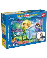 Puzzle DF Suprmaxi 108 PTR Pan - Lisciani Goichi