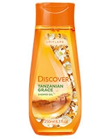 Discover Tanzanian Grace Shower Gel - Oriflame