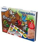 Crazy Sudoku 31960 - Miniland
