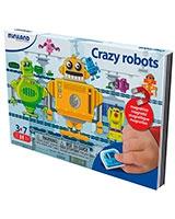 Crazy robots 31961 - Miniland