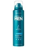 North for Men Original Deo Spray - Oriflame