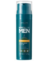 North for Men Recharge Energy Boost Face Gel - Oriflame