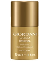 Giordani Gold Original Perfumed Roll-On Deodorant - Oriflame