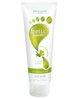 Feet Up Comfort Stimulating Foot Scrub - Oriflame