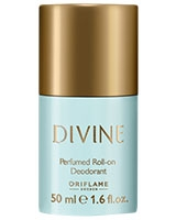 Divine Perfumed Roll-on Deodorant - Oriflame