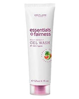 Essentials Fairness Multi-Benefit Gel Wash - Oriflame