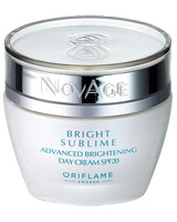 NovAge Bright Sublime Day Cream - Oriflame