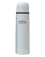 Light Weight White Flask 0.35 Liter - Thermos