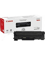 Black Toner Cartridge 725 3484B002AA - Canon