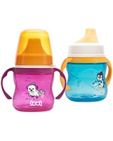 Hot & Cold Friends Non-Spill Cup With Soft Spout 150 ml – Lovi