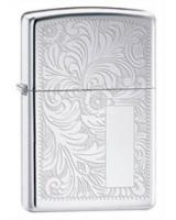 Genuine high polish chrome 352 - Zippo