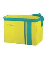 Insulated Thermocafe 6 can cooler 4 Liter Lime - Thermos