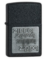 Black Crackle™ Lighter 363 - Zippo