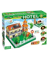 Greenex Eco Solar Hotel - Amazing Toys