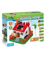 Reenex Musical Home Solar And Generator - Amazing Toys