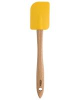 Spatula 30 cm Silicone wooden handle 3 0063562558730 - Trudeau