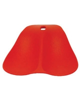 Double Spoon Rest Silicone red 063562464963 - Trudeau