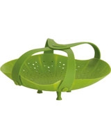 Vegetable steamer with handle 23.5 cm - Trudeau