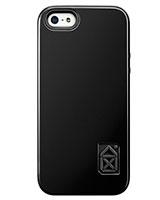 Case Scenario Iphone 5 / 5s Skin & Bones Protective Cover Black - Case Scenario