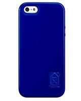 Case Scenario Iphone 5 / 5s Skin & Bones Protective Cover Blue - Case Scenario