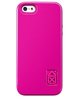 Case Scenario Iphone 5 / 5s Skin & Bones Protective Cover Pink - Case Scenario