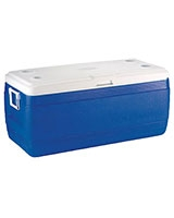 Cooler 150 Quart / 142 Liter Blue - Coleman