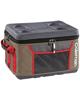 Collapsible Sport Cooler 45 Cans Khaki - Coleman