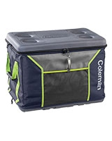 Collapsible Sport Cooler 75 Cans Navy - Coleman