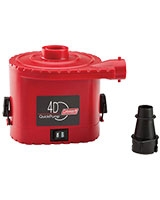 4D Quick Pump Red - Coleman