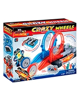 Connex Crazy Wheels - Amazing Toys