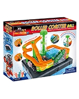 Connex Roller Coaster Ball - Amazing Toys