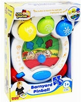 Barnyard Pinball - Happy Kid