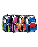 Colour Me 3D Backpack - Tim