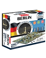 Berlin City Time Puzzle - 4D City Scape
