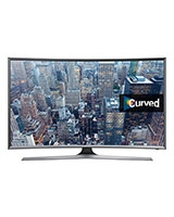 "LED Smart TV Curved Full HD 55"" 55J6300 - Samsung"