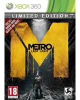 Metro : Last Light - Xbox 360 Pal
