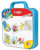 Baby Gnius Plastic Cas Logic - Lisciani Goichi