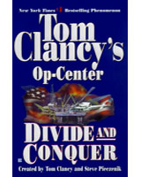 Divide and Conquer - Tom Clancys Op-Center, Book 7