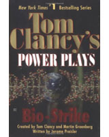 Bio-Strike - Tom Clancys Power Plays, Book 4